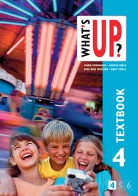 What's up? åk 4 Textbook