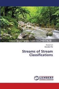 Streams of Stream Classifications
