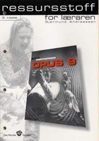 Opus 9 - Gjermund Andreassen   Inprintwriters.org