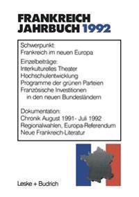 Frankreich-jahrbuch 1992