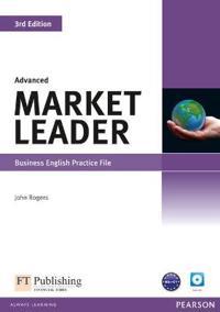 Market Leader 5 Advanced Practice File + Cd Pack