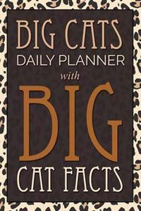 Big Cats Daily Planner