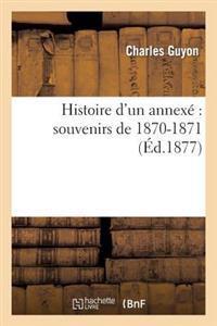 Histoire D'Un Annexe