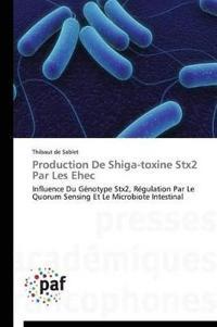 Production de Shiga-Toxine Stx2 Par Les Ehec