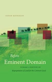Before Eminent Domain