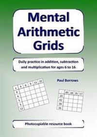 Mental Arithmetic Grids