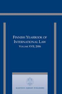 Finnish Yearbook of International Law, 2006