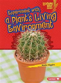 Experiment with a Plants Living Environment