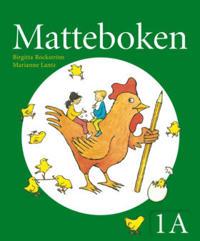 Matteboken Grundbok 1A Ny upplaga