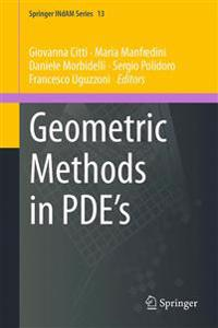 Geometric Methods in Pde's