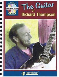 The Guitar of Richard Thompson [With 3 CDs]