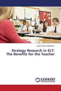 Strategy Research in ELT