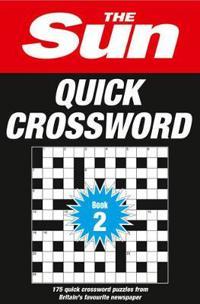 The Sun Quick Crossword Book 2