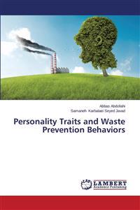 Personality Traits and Waste Prevention Behaviors