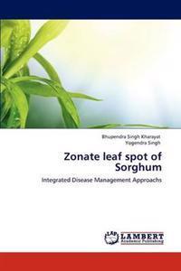 Zonate Leaf Spot of Sorghum