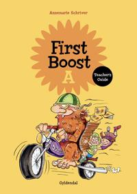 First boost A