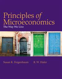 Principles of Microeconomics: The Way We Live