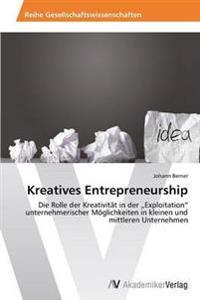 Kreatives Entrepreneurship