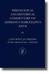 Philological and Historical Commentary on Ammianus Marcellinus XXVII
