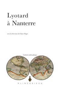 Lyotard a Nanterre