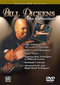 The Bill Dickens -- Bassthe Collection: DVD