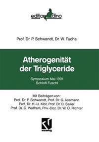 Atherogenität Der Triglyceride