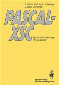 Pascal-Xsc