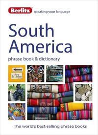 Berlitz South America Phrase Book & Dictionary
