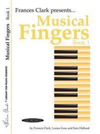 Musical Fingers, Bk 1