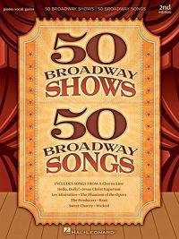 50 Broadway Shows/50 Broadway Songs
