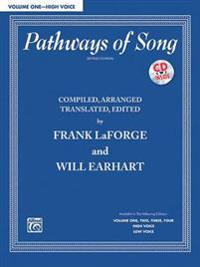Pathways of Song, Vol 1: High Voice, Book & CD