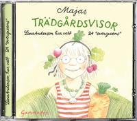 """Majas trädgårdsvisor : Lena Anderson har valt 24 """"evergreens"""""""