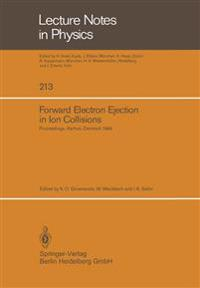 Forward Electron Ejection in Ion Collisions