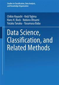 Data Science, Classification and Related Methods