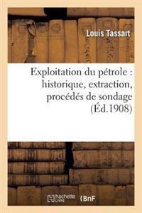 Exploitation Du P�trole