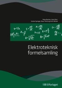 Elektroteknisk formelsamling