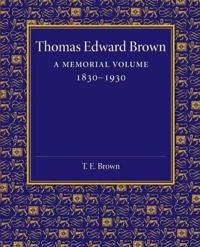 Thomas Edward Brown