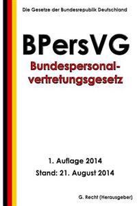 Bundespersonalvertretungsgesetz (Bpersvg)