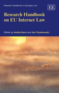 Research Handbook on EU Internet Law