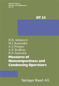 Measures of Noncompactness and Condensing Operators