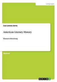 American Literary History