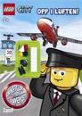 Lego city. Opp i luften. Minifigur og kjempeposter
