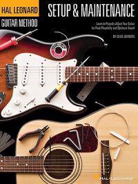Hal Leonard Guitar Method - Setup & Maintenance: Book + Korg Chromatic Tuner!