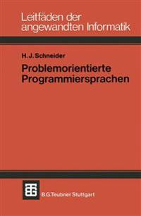Problemorientierte Programmiersprachen