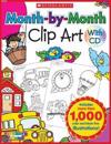 Month-by-Month Clip Art