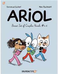 Ariol Graphic Novels Boxed Set: Vol. #4-6