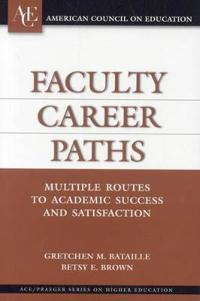 Faculty Career Paths