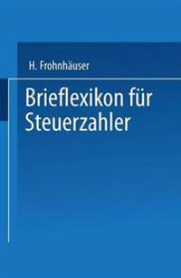 Brieflexikon F r Steuerzahler