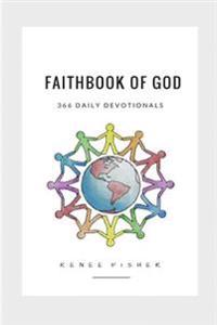 Faithbook of God: 366 Daily Devotional Readings