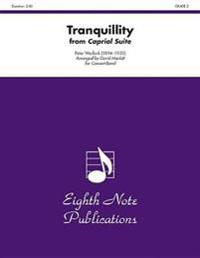 Tranquillity (from Capriol Suite): Conductor Score & Parts